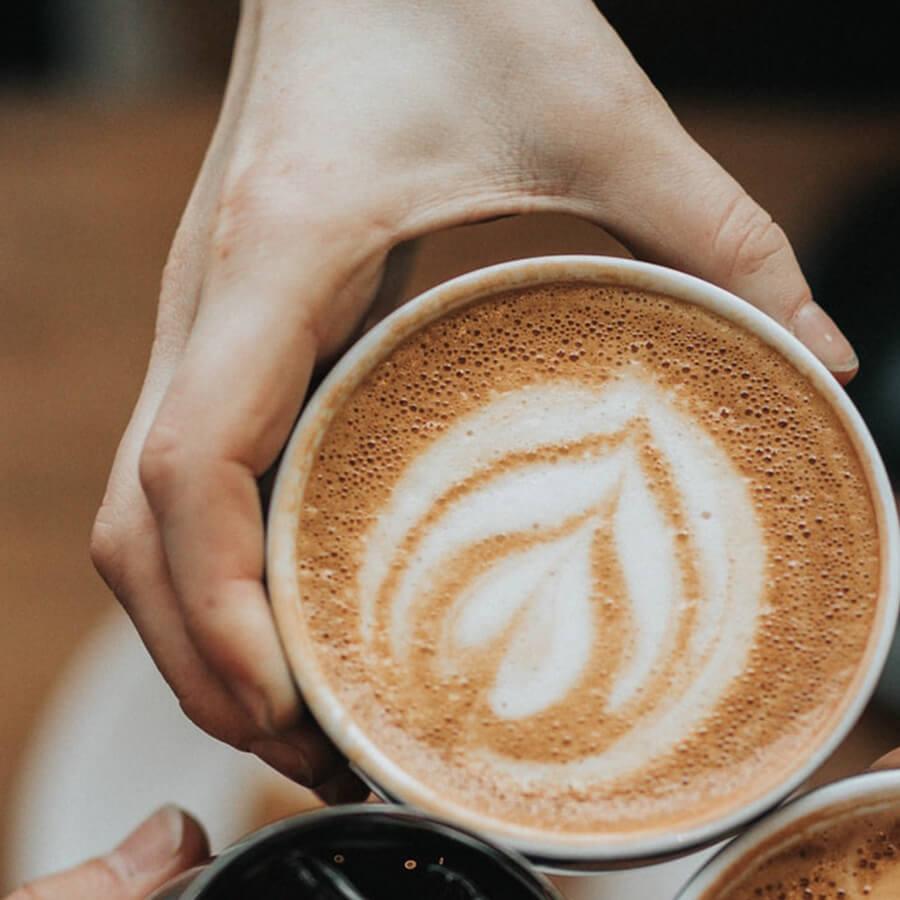 The Peddler Menu - Coffee and Snacks